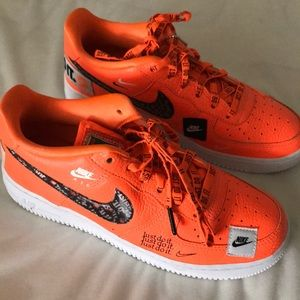 Nike Air Force Just Do It men's size 7